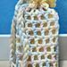 Tabitha soap saver bag pattern