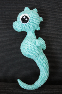 PDF Seahorse amigurumi CROCHET PATTERN | Etsy | 320x213