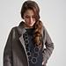 SHAI COAT - wooly version - pattern