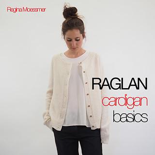 RAGLAN cardigan basics
