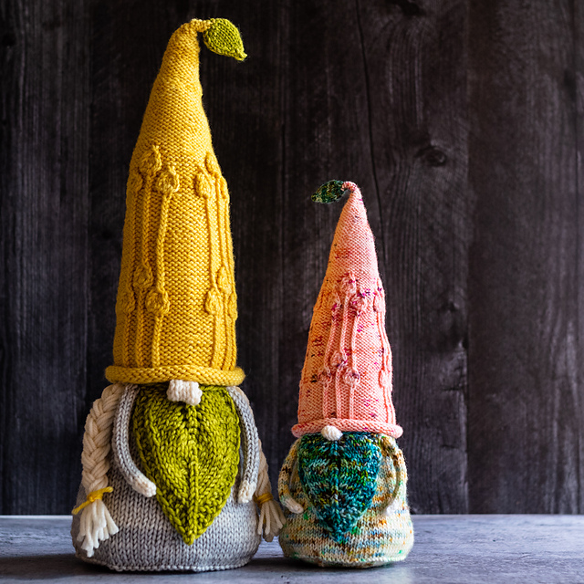 Ravelry Gnome De Plume Pattern By Sarah Schira