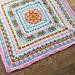 Mareya Baby Blanket pattern