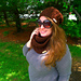 Penny Set Slouchy Hat and Infinity Scarf pattern