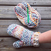 Country Comfort Mittens pattern