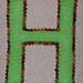 Letter H pattern