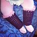 Wonderful  Warm Baby Legs for Babywearing pattern