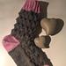 Bølge sokken pattern