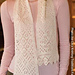 Snowflake Lace an Elements-of-Orenburg Scarf pattern