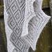 Little Dragon Scarf pattern