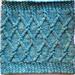 Winter Blues pattern