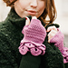 Clover Fingerless Gloves pattern