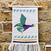Betty Flying Duck Wallhanging pattern