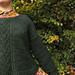 Big Campfire Sweater pattern