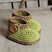 Nature Boot pattern