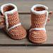 Winter Boot pattern