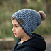 Cash Cabled Slouch pattern