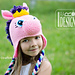 Circus Pony Hat pattern