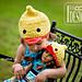 Quacky Ducky Beanie Hat pattern