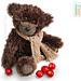 Teddy Bear Elvis Balthazar the Third pattern
