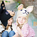 Pixie and Maxi the Chihuahuas Dog Hat pattern
