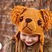 Golden Retriever Leo Dog Hat pattern