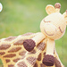 Rusty Giraffe Security Blanket pattern