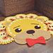 Lion Leonardo Rug pattern