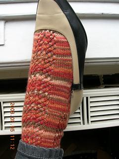 Climbing Lace Socks
