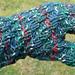 Pinnacle Chevron Mitts pattern