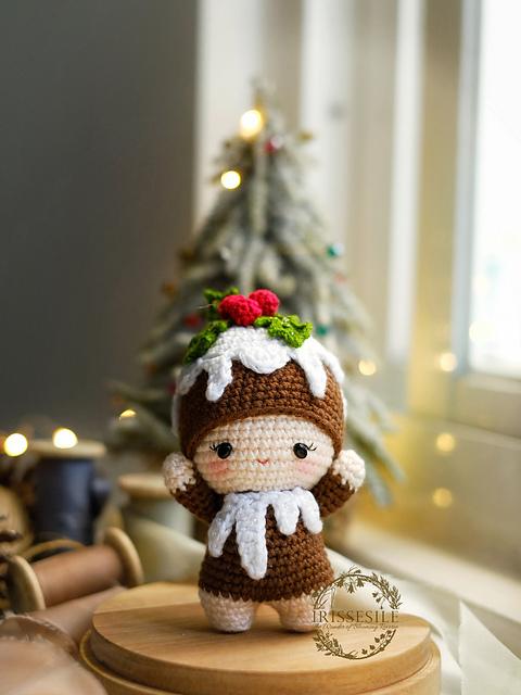 Amigurumi Santa Claus - FREE Crochet Pattern / Tutorial | Beads ... | 640x480