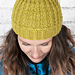 Easiest Cabled Hat Ever pattern