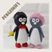 Penguinies pattern