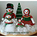 Snow Family Shiver pattern