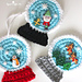 Snow Globe Ornaments pattern