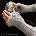 Frost Fingerless Gloves pattern