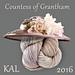 Countess of Grantham KAL pattern