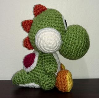 Yoshi from Super Mario • wixxl | 317x320