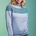 Backshore Pullover pattern