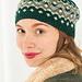 Iced Chai Hat pattern