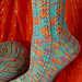 Summer Solstice Socks pattern