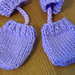Mittens for 18inch dolls pattern