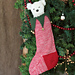 Elf Christmas Stocking pattern
