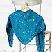 Simple Sequins Shawl pattern