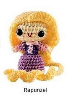 Disney Princess Crochet (Crochet Kits): Amazon.de: Ward, Jessica ... | 320x247