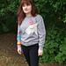 Unicorns & Rainbows Sweater ADULT pattern