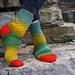 Jurassic Socks pattern