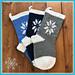 Wintertime Christmas Stocking pattern
