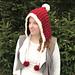Wintertime Hood pattern