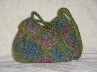 Green Syncopation Bag
