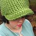 Chunky Yarn Cap pattern